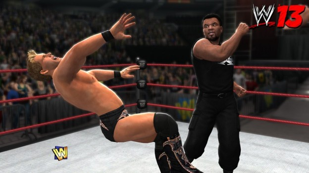 WWE 13 Screenshot #14 for Xbox 360