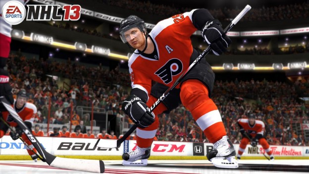 NHL 13 Screenshot #103 for Xbox 360