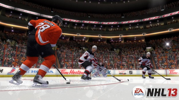 NHL 13 Screenshot #105 for Xbox 360