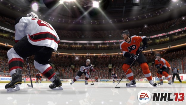 NHL 13 Screenshot #106 for Xbox 360