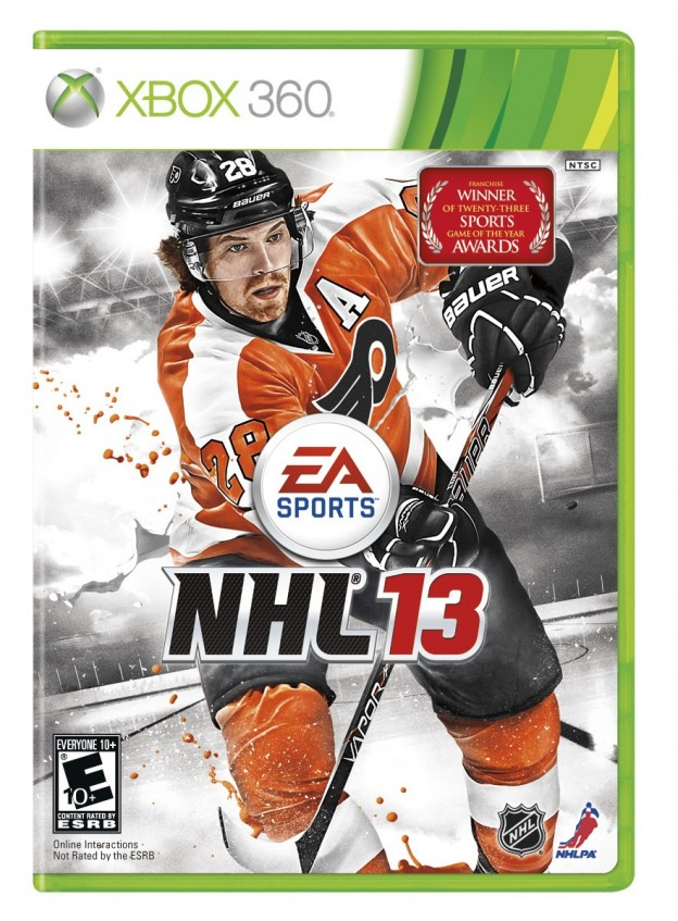 NHL 13 Screenshot #109 for Xbox 360