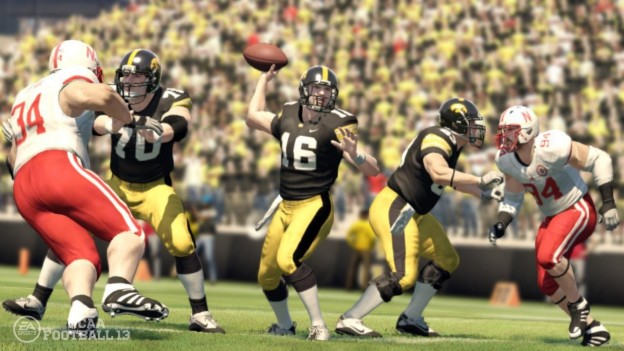 NCAA Football 13 Screenshot #157 for Xbox 360