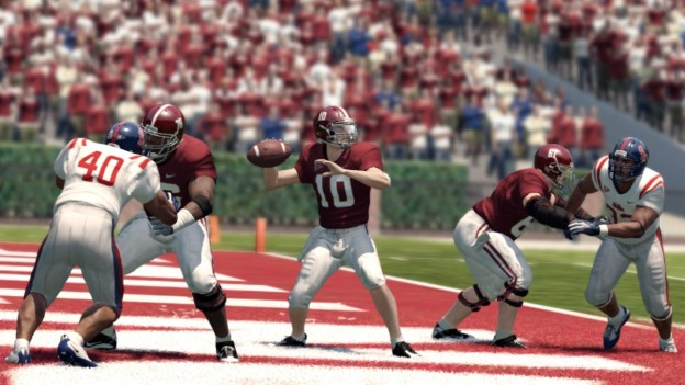 NCAA Football 13 Screenshot #209 for Xbox 360