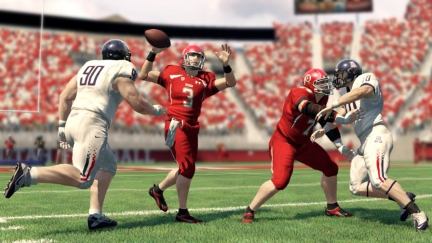 NCAA Football 13 Screenshot #148 for PS3