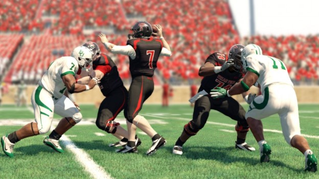 NCAA Football 13 Screenshot #158 for PS3