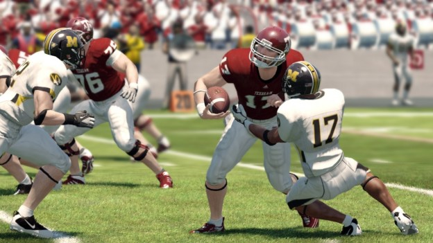 NCAA Football 13 Screenshot #163 for PS3