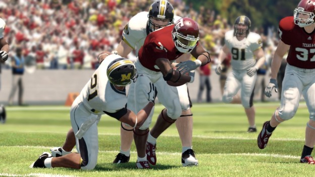 NCAA Football 13 Screenshot #166 for PS3