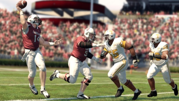 NCAA Football 13 Screenshot #174 for PS3