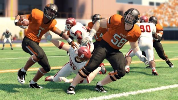 NCAA Football 13 Screenshot #185 for PS3