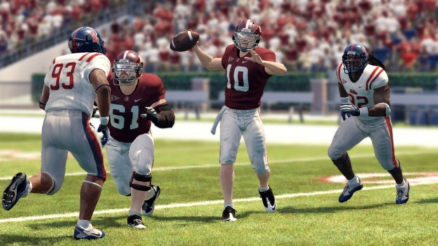 NCAA Football 13 Screenshot #198 for PS3