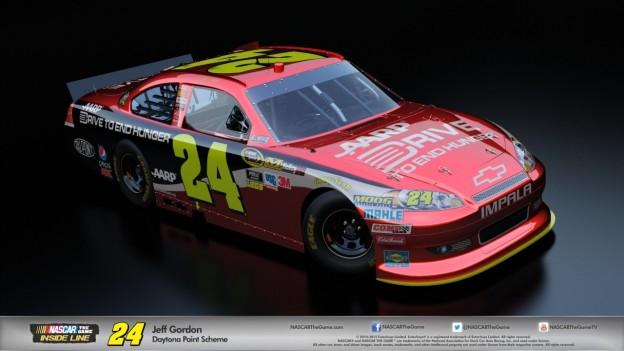NASCAR The Game: Inside Line Screenshot #9 for Xbox 360