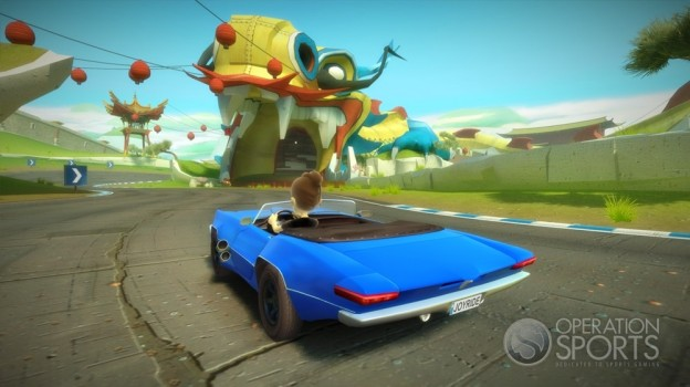 Joy Ride Turbo Screenshot #2 for Xbox 360