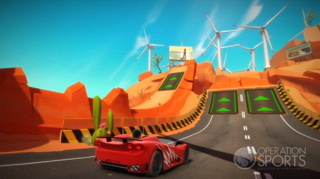 Joy Ride Turbo Screenshot #4 for Xbox 360