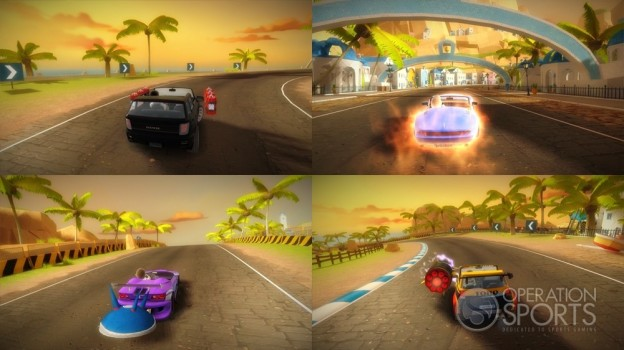 Joy Ride Turbo Screenshot #6 for Xbox 360