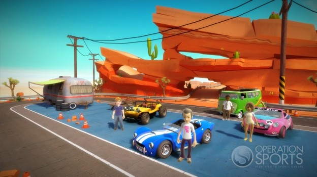 Joy Ride Turbo Screenshot #9 for Xbox 360