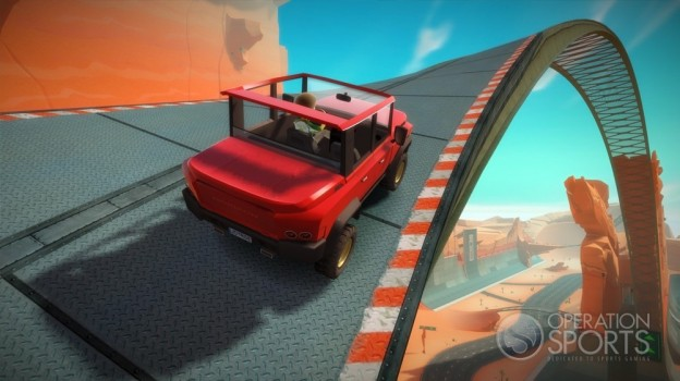 Joy Ride Turbo Screenshot #11 for Xbox 360