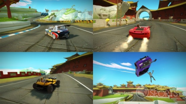 Joy Ride Turbo Screenshot #13 for Xbox 360