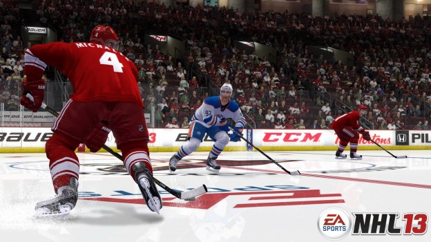 NHL 13 Screenshot #114 for Xbox 360