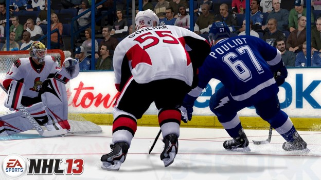 NHL 13 Screenshot #116 for Xbox 360