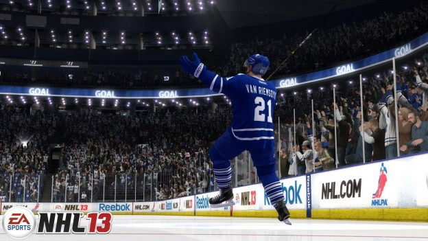 NHL 13 Screenshot #117 for Xbox 360