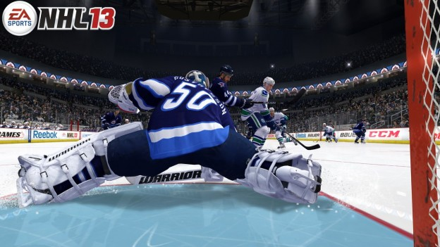 NHL 13 Screenshot #118 for Xbox 360