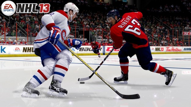 NHL 13 Screenshot #119 for Xbox 360