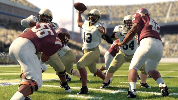 NCAA Football 13 Screenshot #239 for Xbox 360