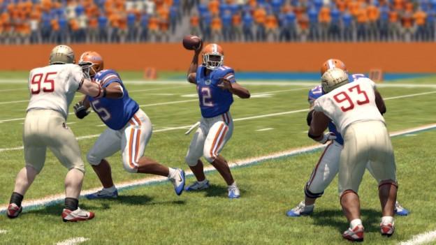 NCAA Football 13 Screenshot #240 for Xbox 360