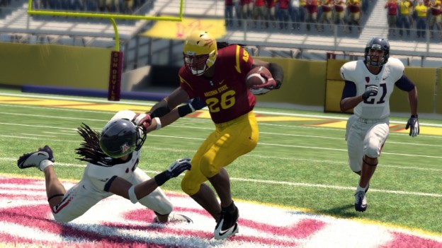 NCAA Football 13 Screenshot #245 for Xbox 360