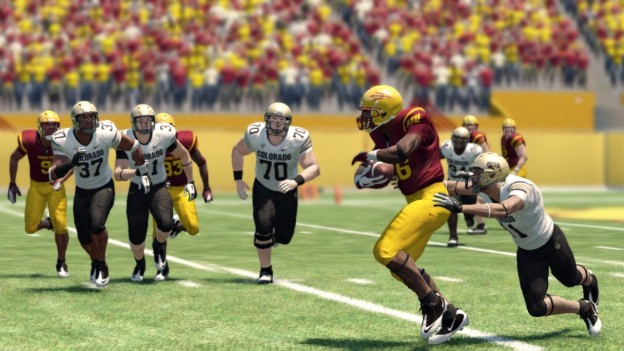 NCAA Football 13 Screenshot #246 for Xbox 360