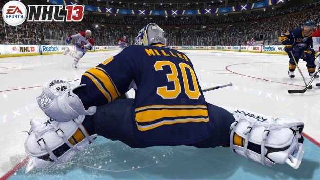 NHL 13 Screenshot #121 for Xbox 360