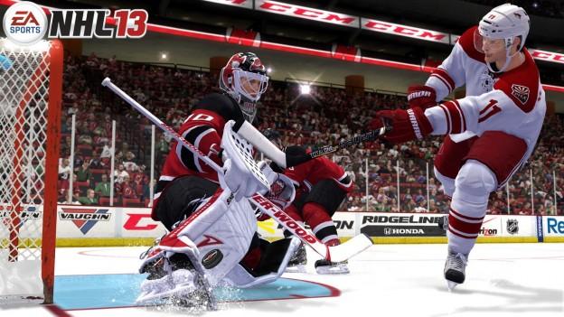 NHL 13 Screenshot #124 for Xbox 360