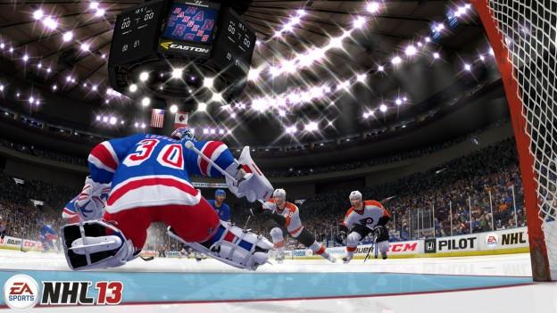 NHL 13 Screenshot #125 for Xbox 360
