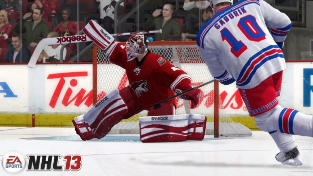 NHL 13 Screenshot #126 for Xbox 360