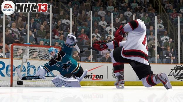 NHL 13 Screenshot #127 for Xbox 360