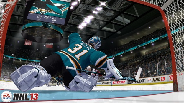 NHL 13 Screenshot #128 for Xbox 360