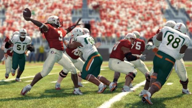 NCAA Football 13 Screenshot #252 for Xbox 360