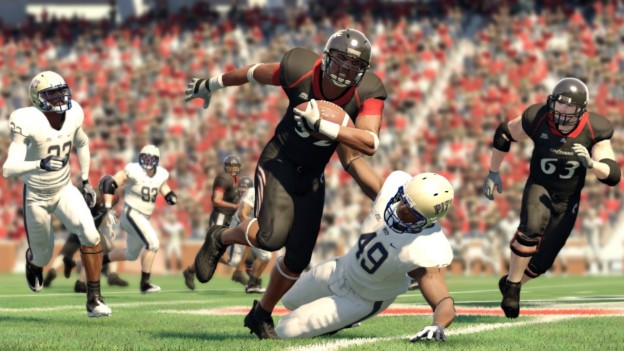 NCAA Football 13 Screenshot #241 for PS3