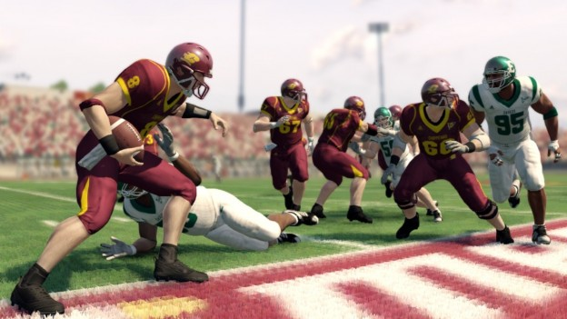 NCAA Football 13 Screenshot #244 for PS3