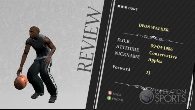 NBA Ballers: Chosen One Screenshot #9 for Xbox 360