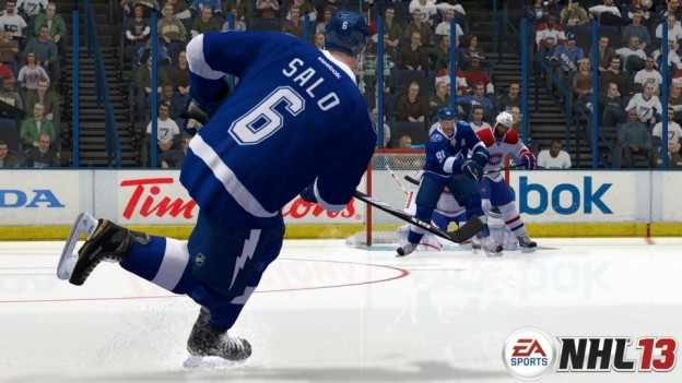 NHL 13 Screenshot #134 for Xbox 360