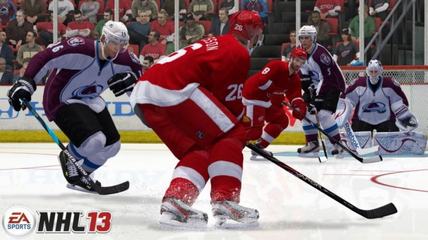 NHL 13 Screenshot #137 for Xbox 360