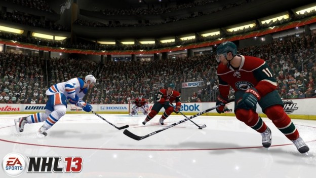 NHL 13 Screenshot #138 for Xbox 360