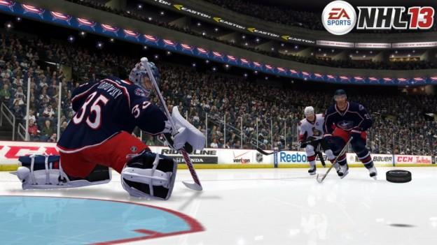 NHL 13 Screenshot #139 for Xbox 360