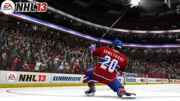 NHL 13 Screenshot #141 for Xbox 360