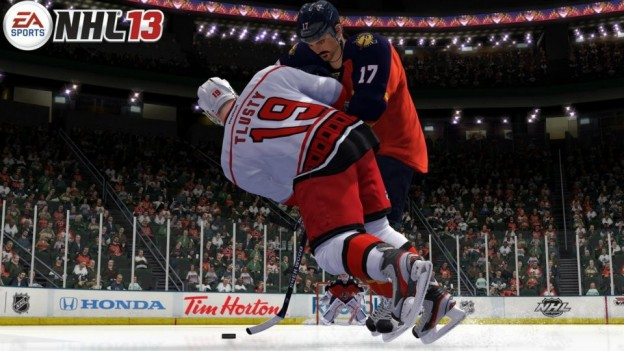 NHL 13 Screenshot #142 for Xbox 360