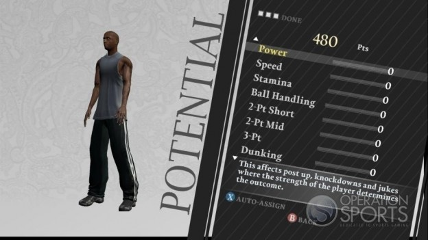 NBA Ballers: Chosen One Screenshot #11 for Xbox 360