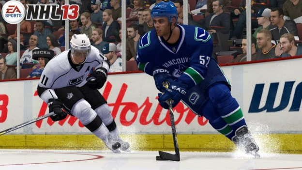 NHL 13 Screenshot #147 for Xbox 360