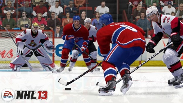 NHL 13 Screenshot #129 for PS3