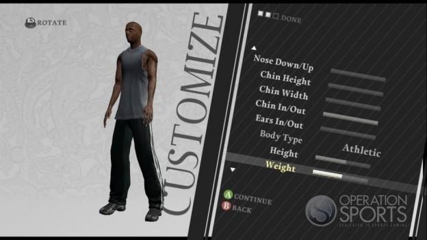 NBA Ballers: Chosen One Screenshot #12 for Xbox 360